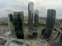 Città di Mosca Scelta di Mosca Fotografie Stock
