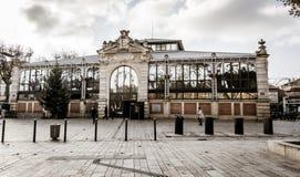 Città di Narbona, in Francia Fotografia Stock
