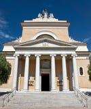 Città di Nizza - architettura della città Fotografia Stock Libera da Diritti