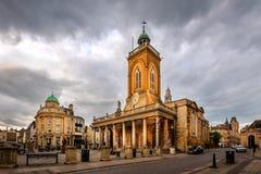 Città di Northampton, Inghilterra, Regno Unito Fotografie Stock