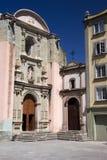 Città di Oaxaca, Messico Immagini Stock