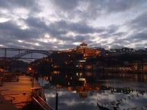 Città di Oporto fotografie stock libere da diritti