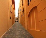Città di Orotava della La su Tenerife Fotografia Stock