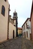 Città di Orotava della La su Tenerife Fotografia Stock Libera da Diritti