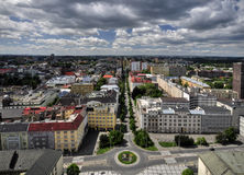 Città di Ostrava Fotografia Stock