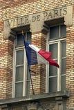 Città di Parigi Fotografia Stock