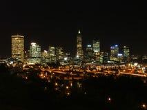 Città di Perth Fotografie Stock Libere da Diritti