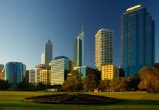 Città di Perth Immagini Stock