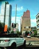 Città di Pittsburgh Fotografie Stock Libere da Diritti