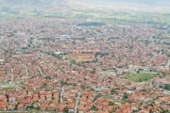 Città di Prilep Fotografia Stock Libera da Diritti