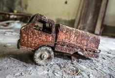 Città di Pripyat Immagini Stock