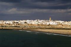 Città di Rabat, Marocco fotografia stock libera da diritti