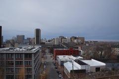 Città di Richmond immagini stock libere da diritti