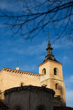 Città di Segovia Spagna Immagine Stock Libera da Diritti