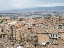 Città di Siena Fotografia Stock Libera da Diritti