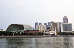 Città di Singapore Fotografie Stock
