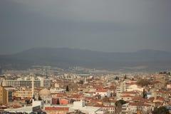 Città di Smirne Fotografia Stock Libera da Diritti