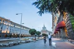 Città di Sofia Fotografia Stock Libera da Diritti