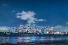 Città di Sydney Fotografia Stock Libera da Diritti