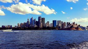 Città di Sydney Fotografie Stock