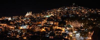 Città di Taxco nel Messico Fotografia Stock Libera da Diritti