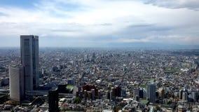 Città di Tokyo Fotografia Stock Libera da Diritti