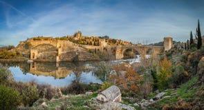 Città di Toledo (Spagna) Immagine Stock Libera da Diritti