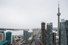 Città di Toronto Fotografie Stock