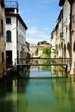 Città di Treviso Fotografia Stock
