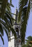 Città di Trogir, Croatia Fotografia Stock