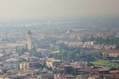 Città di Verona Immagine Stock Libera da Diritti