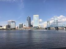 Città di vista fotografia stock