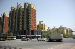 Città di Xianyang Fotografia Stock
