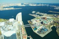Città di Yokohama Fotografia Stock Libera da Diritti