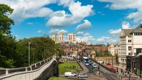 Città di York Fotografie Stock