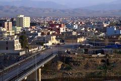 Città di Zakho Immagine Stock