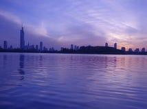 Città ecologica immagine stock