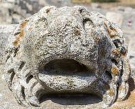 Città Ephesus del greco antico Fotografie Stock Libere da Diritti