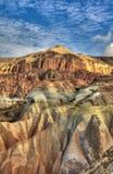 Città famosa Cappadocia in Turchia Fotografie Stock