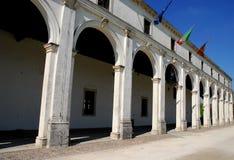 Città Hall Limerick nella provincia di Padova in Veneto (Italia) Fotografia Stock