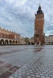 Città Hall Tower Fotografia Stock Libera da Diritti