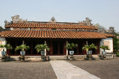Città imperiale - tonalità - il Vietnam Immagini Stock