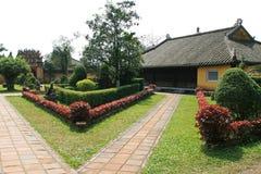 Città imperiale - tonalità - il Vietnam Fotografia Stock Libera da Diritti