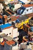 Città indiana tipica Fotografia Stock Libera da Diritti