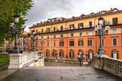 Città Italia Roma di Bologna Fotografie Stock Libere da Diritti