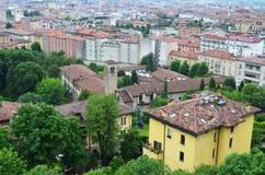 Città italiana Fotografia Stock Libera da Diritti