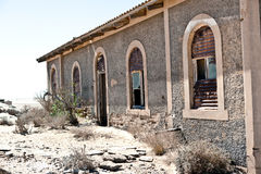 Città Kolmanskop nel Namibia Fotografia Stock