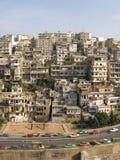 Città libanese Fotografie Stock