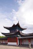Città Lijiang il Yunnan Cina della Cina Fotografie Stock