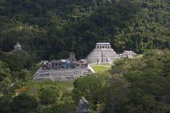 Città maya Fotografie Stock